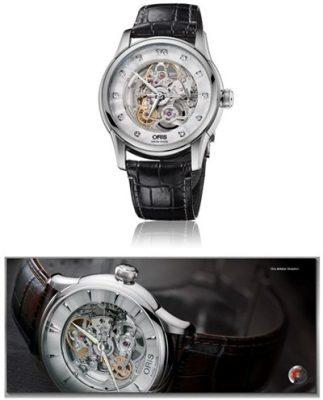 đồng hồ skeleton