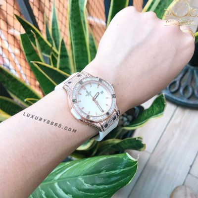 Đồng hồ nữ Hublot Fake