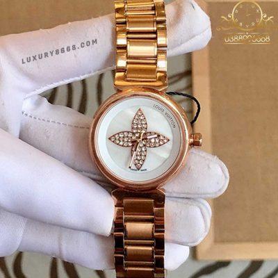 đồng hồ nữ Louis Vuitton siêu cấp