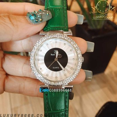 đồng hồ nữ royal crown