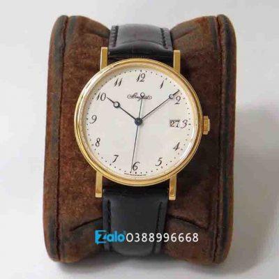 breguet gold watch