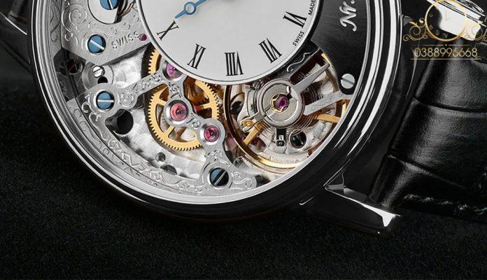 chân kính đồng hồ là gì