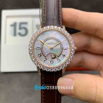 jaeger lecoultre moonphase